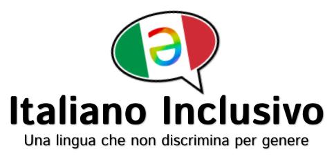 Italiano Inclusivo - Una lingua che non discrimina per genere